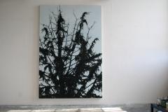 H.-INTO-THE-TREES-300-x-200-cm-Öl-a.Lw_.-2005