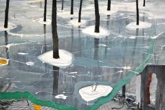 H.-MORGENLAND-wenn-heute-Nacht-das-Eis-bricht-..-200-x-250-cm-Öl-a.-Lw.-2014