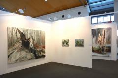 Helge-Hommes-...-one-artist-show-ART-Karlsruhe-2018