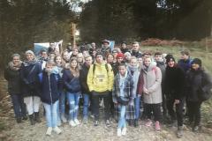 Eine-Schulklasse-aus-Belgien-zu-Besuch-